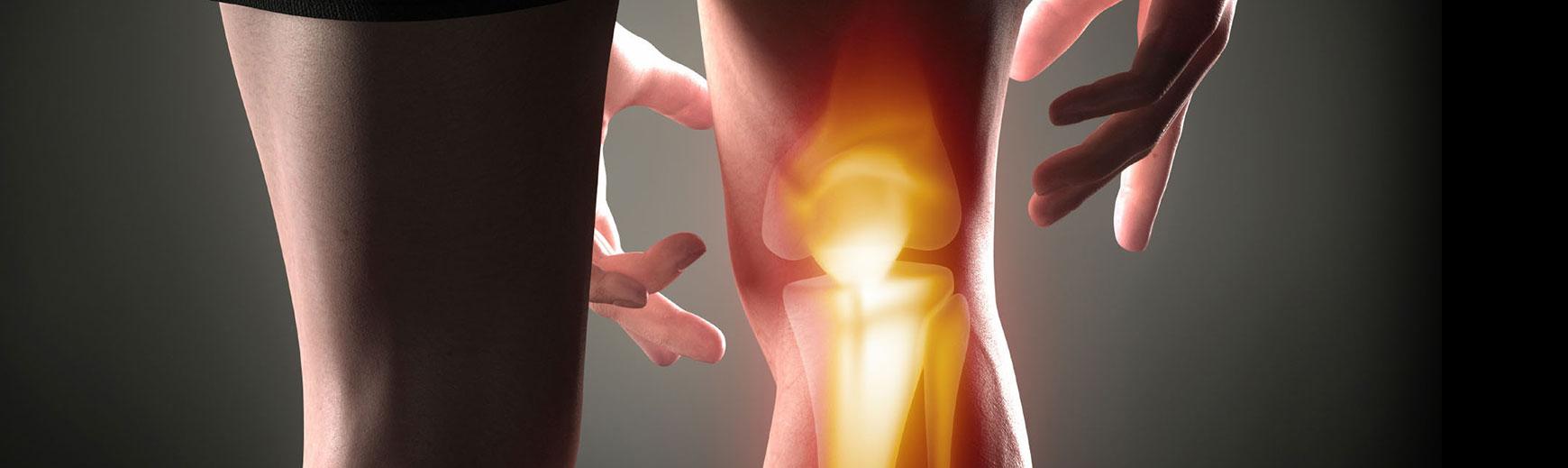 Ortopedico del ginocchio