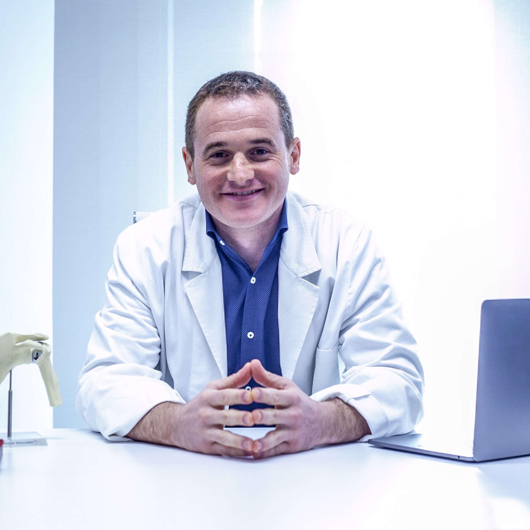 Chi sono - Ortopedico Visona