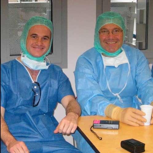 Chi sono - ortopedico Visona Lione